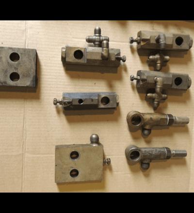 Гидравлические клапана для ЭП-205