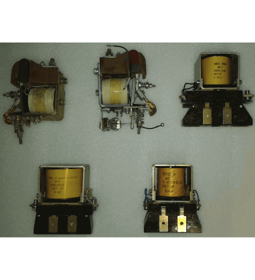 Контакторы КПЕ и КМ