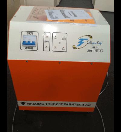 Трансформаторные зарядные устройства для кислотных акб