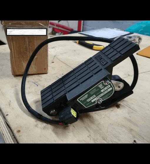 Педаль акселератора электропогрузчик
