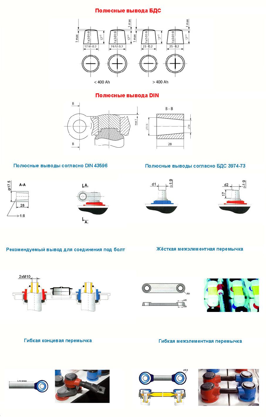 схема аккумуляторы